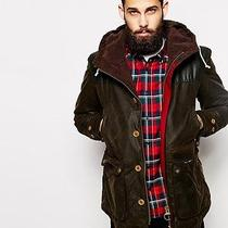Barbour Game Parka/jacket in Wax in Olive S -Chest 36 - 38'' Photo