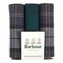 Barbour Handkerchief Pack Black Watch / Monochrome Black Friday Event Photo