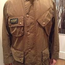 Barbour International Biking Jacket Photo