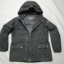 Barbour International - Intl. Delta Jacket Waxed Hooded - Size Xl Photo