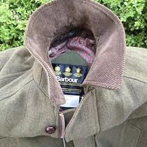 Barbour Jacket Mens Derby Tweed Rare Water Photo