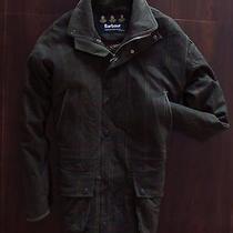 Barbour Jacket T66 Pure Bitish Wool Photo