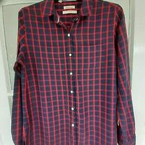 Barbour Ladies' Check Shirt Size 10 Excellent Photo