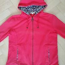 Barbour Ladies Hoodie Sweatshirt Top Size Uk 10 Photo