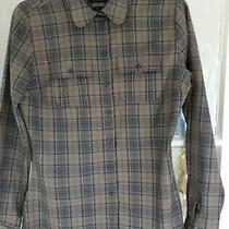 Barbour Ladies' Winter Tartan Slim Fitting Shirt Size 10 New Photo