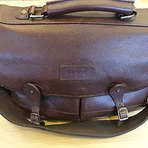Barbour Leather Shoulder  Bag Photo