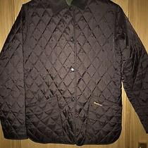 Barbour Liddesdale Brown Jacket 12 Photo