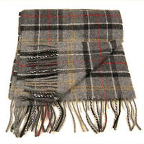 Barbour Modern Tartan Scarf - New With Tag Photo