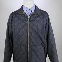 Barbour Navy Blue