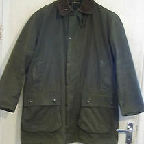 Barbour Northumbria Waxed Jacket Size C42 107cm With Both Game Pockets Photo
