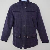 Barbour Outdoor Blue Eventer Jacket Womens 10  Photo