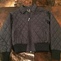Barbour Quilted Bomber Jacket Photo