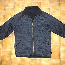 Barbour  Quilted Jacket Bomber  Cotton Jacket  M Photo