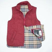Barbour Quilted Waistcoat Mens Vest Jacket International Lightweight Size Xs Photo