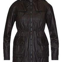 Barbour Roadhouse Waxed Cotton Parka Photo
