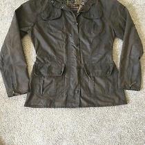 Barbour Size 10 Wax Jacket  Photo