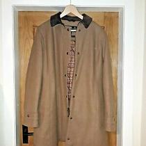 Barbour Size 16 Ladies Newmarket Wool Coat Photo