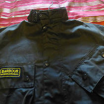 Barbour Smu International Original Bike Wax Jacket Photo