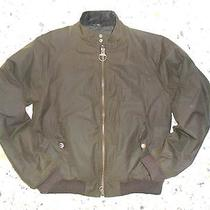 Barbour Steve Mcqueen Merchant Bomber Jacket New Rare Worldwide Shipping Photo