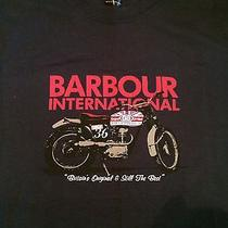 Barbour T Shirt Size Large Photo