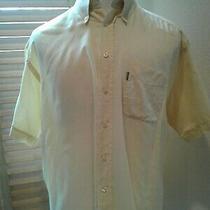 Barbour the Original Barlow Tartain Yellow Shirt Sleeve Shirt Size Xl     P11242 Photo