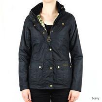 Barbour Utility Jacket Navy 16 Uk 12 Us Brand Liked by Duchess Kate Middleton Photo