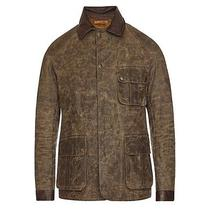 Barbour Warwick Waxed Cotton Jacket Photo