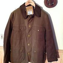 Barbour Waxed Barn Coat Photo