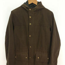 Barbour Wnw Bespoke Slim Fit Durham/handing Jacket/36/cotton/brown/bubbly 10278 Photo