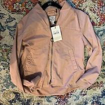 Barbour Women's Mabel Overshirt Jacket Blush Pink  Size 6 New Photo