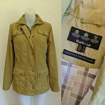 Barbour Women's Super Lightweight Utility Jacket Golden Yellow 6 Photo