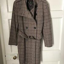Barbour Wool Coat Size 10 Photo