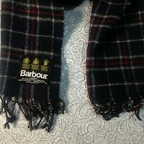 Barbour Wool Scarf 100% Lambswool for Men Made in Scotland   134 / 30 Photo
