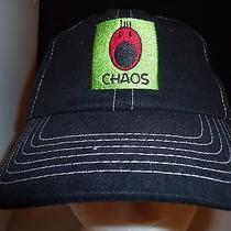 Baseball Cap Chaos Mania Cool Awesome Trucker Hat Unique Retro Rare Photo