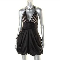 Basix Black Homecoming/prom Dress Photo