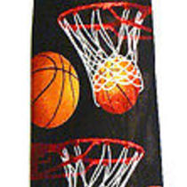 Basketballs & Basketball Nets  Ii Sports Novelty Necktie Neck Tie Steven Harris  Photo