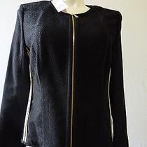 Basler Modern Art Collection Jacket Zipped - Orig 695 - Us 14 Photo