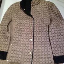 Basler Outdoor Reversible Jacket Size 38 or 8. Photo