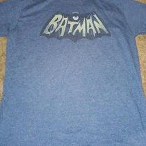 Batman Tv Show Logo the Big Bang Theory T-Shirt Size Medium M Photo