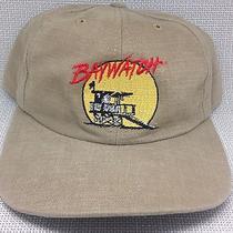 Baywatch Hat Vintage 1993 Nbc Capp American Needle Tv Snapback Usa Photo