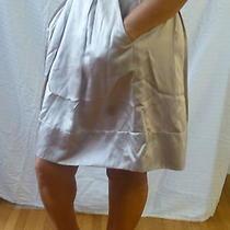 Bcbg Beige Beige/lavander Mist Short Skirt  Photo