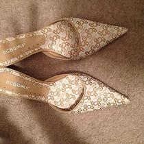 Bcbg Beige Heels Photo