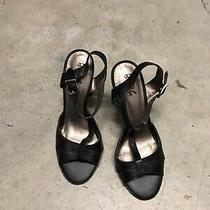 Bcbg Black Women Shoes Size 6 1/2  Photo