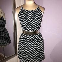 Bcbg Blue Womens Mini Dress/ Size Xs Photo