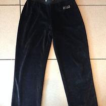 Bcbg Childrens Size 6 Velour Pants Photo
