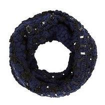 Bcbg Crochet Crystal Scarf Photo