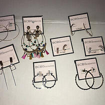 Bcbg Earring Lot 160 Value Brand New Never Used New With Tags Bcbg Girly Gift Photo