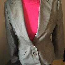 Bcbg Generation Gray Blazer 2 Photo