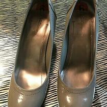 Bcbg Generation Gray Patent  Size 6 Heels Photo