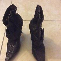 Bcbg Girls Brown Boots Photo